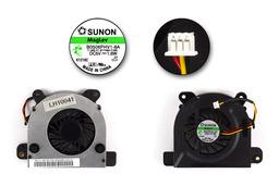Toshiba Satellite M50, M55, M70, A110, Tecra A5 gyári új laptop hűtő ventilátor (B0506PHV1-8A)