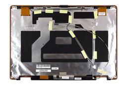 Toshiba Satellite P100 laptop narancssárga LCD hátlap, 000013100
