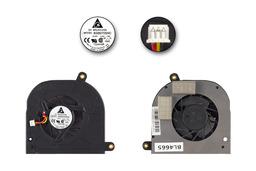 Toshiba Satellite P200 használt laptop CPU hűtő ventilátor (ET017000600)