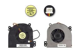 Toshiba Satellite P200 használt laptop VGA hűtő ventilátor (ET017000800)