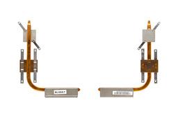 Toshiba Satellite P200, P205 használt laptop CPU hűtőborda (AT017000300)