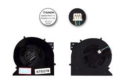 Toshiba Satellite P300 (Version 1) használt laptop hűtő ventilátor (GB0507PGV1-A)