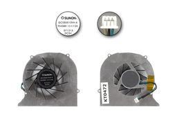 Toshiba Satellite P300 (Version 2) gyári új laptop hűtő ventilátor (GC055510VH-A)