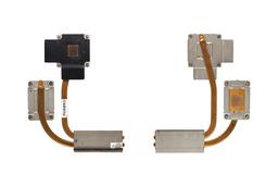 Toshiba Satellite A300 laptophoz használt hűtőborda, hőelvezető cső (6043B0044503.A02)