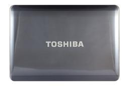 Toshiba Satellite Pro A300 laptophoz használt kijelző hátlap WiFi antennával(15.4inch)(V000120100)