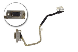 Toshiba Satellite L350, L350D laptophoz használt VGA port (6017B0148401)