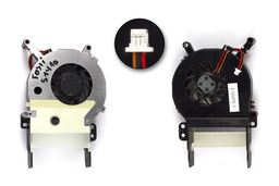 Toshiba Satellite S1410 használt laptop hűtő ventilátor (MCF-109PBM05)