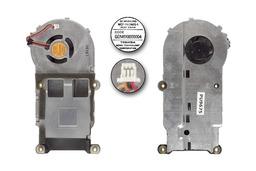 Toshiba Satellite S1800,1805 használt komplett laptop hűtő ventilátor egység (7413M05-1)