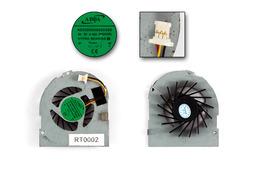 Toshiba Satellite T210 használt laptop hűtő ventilátor (AD05005HX08D300)