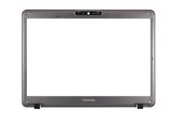 Toshiba Satellite U400 laptophoz használt kijelző keret (ZYE39BU2LB0)