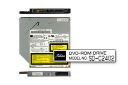 Toshiba SD-C2402 használt IDE laptop CD-olvasó