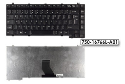 Toshiba Tecra A10, M10, S10 gyári új UK angol laptop billentyűzet, 750-16766L-A01