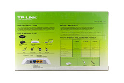 TP-Link 150M Wireless N Router (TL-WR720N)