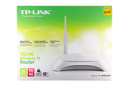 TP-Link 3G/4G Wireless N Router (TL-MR3220)