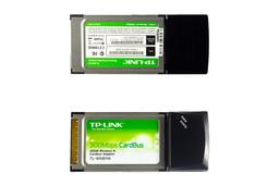 TP-LINK TL-WN811N PCMCIA használt Wireless N 300Mbps WIFI kártya