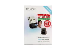 TP-LINK USB WLAN TL-WN725N 150Mbps Nano WIFI adapter