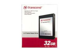 Transcend 32GB gyári új PATA (IDE) 2.5'' SSD meghajtó (TS32GPSD330)