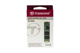 Transcend 64GB M.2 SATA SSD kártya, TS64GMTS800