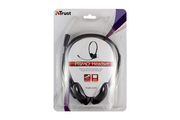Trust Primo Headset sztereó fejhallgató mikrofonnal (11916)