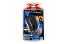 Vakoss Xzero USB-s fekete gamer egér (X-M342K)