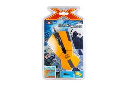 Vakoss Xzero USB-s narancssárga gamer egér (X-M331Y)