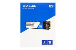 Western Digital 1TB gyári új laptop M.2 (2280) SATA SSD kártya (WDS100T1B0B)