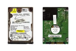 Western-Digital 320GB használt SATA II laptop winchester (WD3200BEVT)