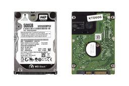 500GB 7200RPM 2,5'' SATA (6Gbit/s) gyári új laptop winchester, HDD