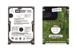 Western Digital 80GB IDE (PATA) újszerű laptop merevlemez (Winchester)