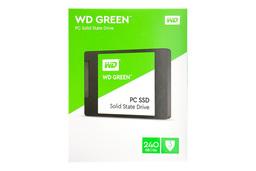 Western Digital Green 240GB SSD meghajtó (WDS240G1G0A) | 3 év garancia! | Ingyenes beszereléssel!