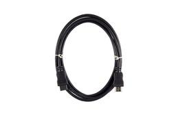 Wiretek HDMI összekötő kábel, 2m Male/Male, WH114