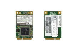 WN6301L V01 G99G használt Mini PCI-e WiFi kártya Toshiba laptophoz