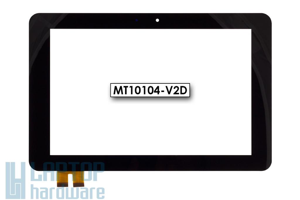 Érintő panel, touchscreen (263x171 mm ) MODECOM FreeTAB 1002 tablethez (MT10104-V2D)