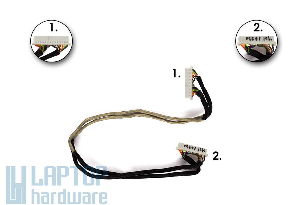 MSI 16331-M677X laptophoz használt USB-LAN-MODEM kábel