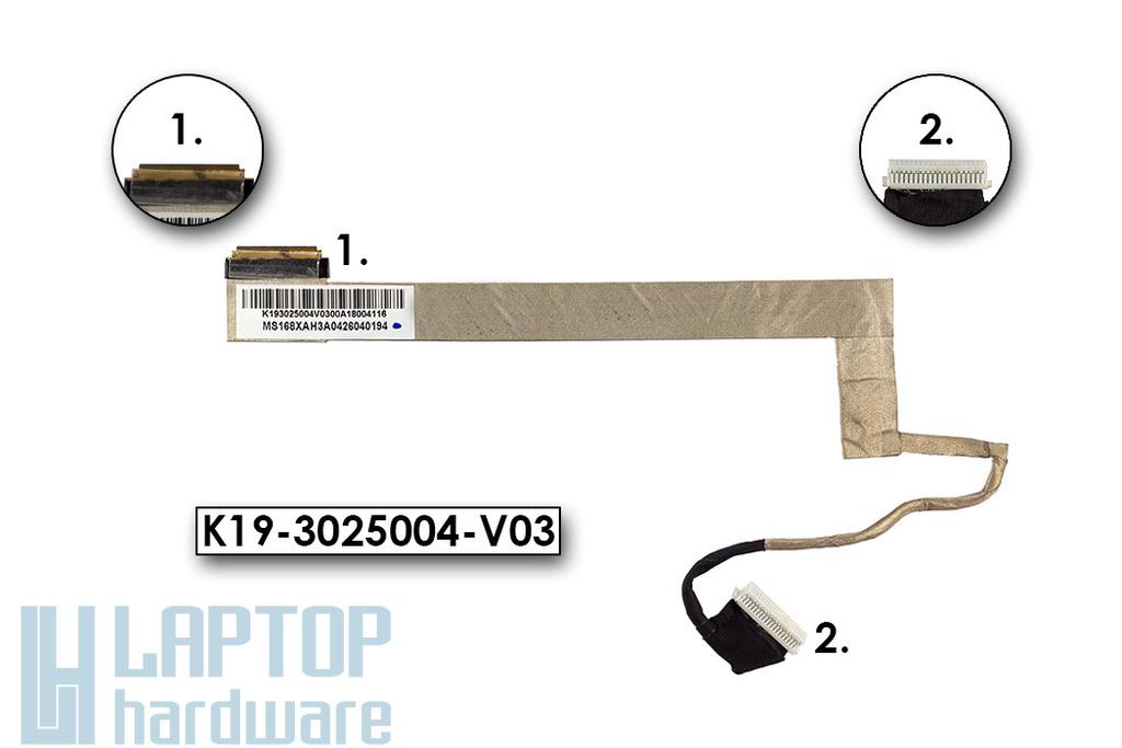 MSI A6200, CX623, CR620 laptophoz használt 15,6