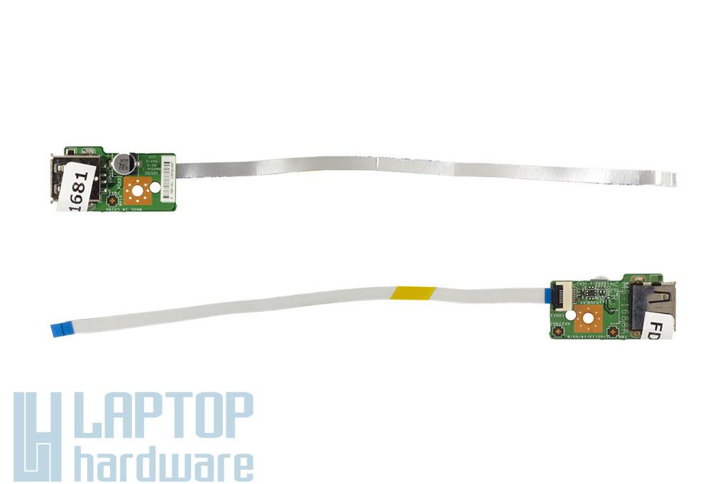 MSI CR620, CX620 laptophoz használt USB panel (MS-1688A)