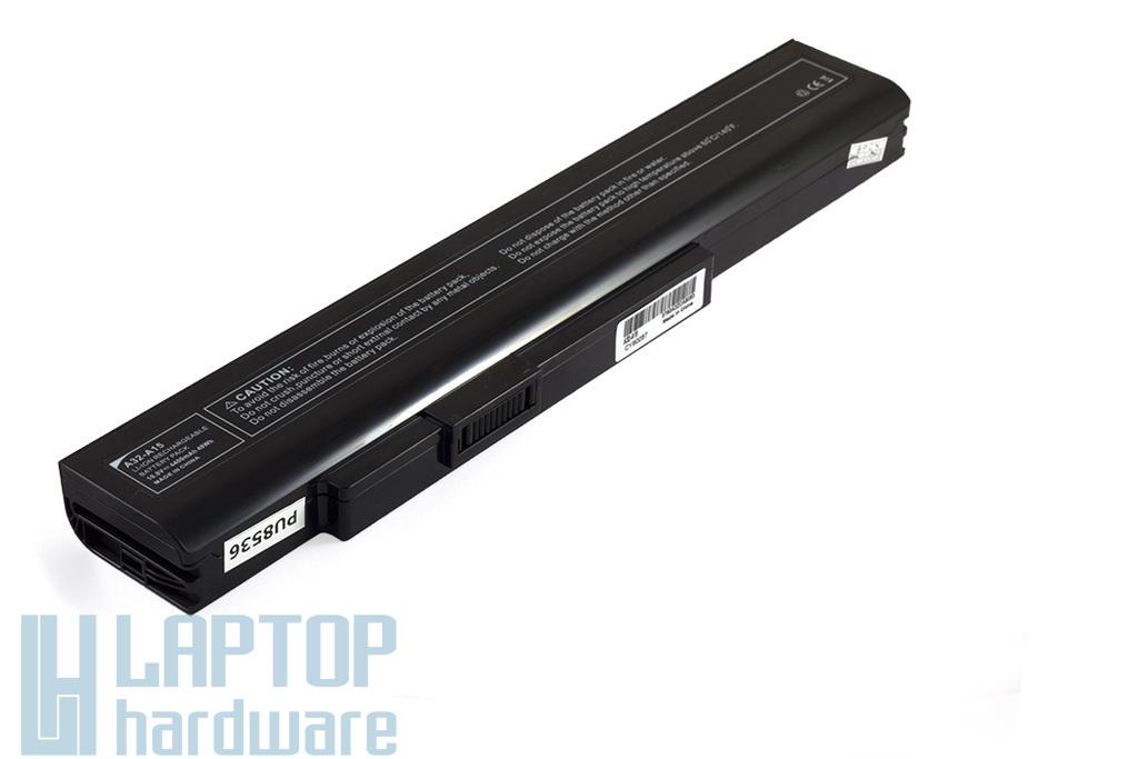MSI CR640, CX640 helyettesítő új 6 cellás laptop akku/akkumulátor, A32-A15