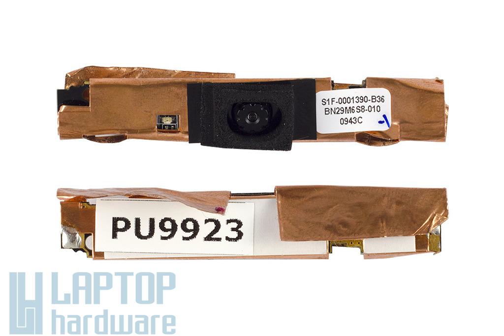 MSI CX600, CX600X, CX500 laptophoz használt webkamera, S1F-0001390-B36