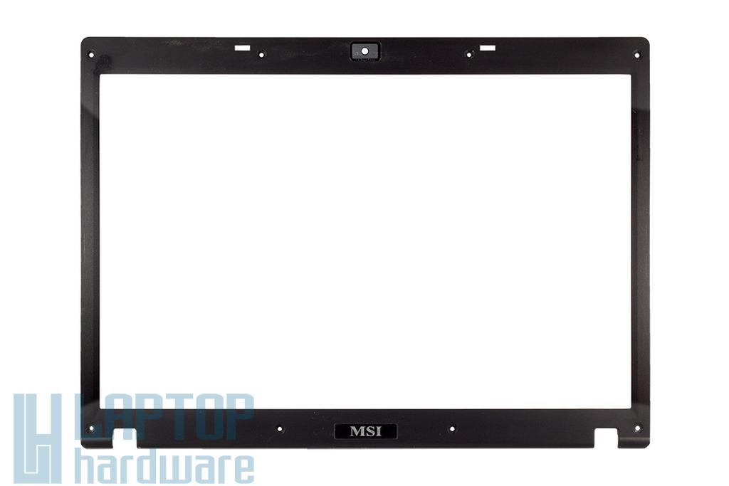 MSI EX600 laptophoz használt LCD keret (E2P-634B434-Y31, MS20324NP-04)