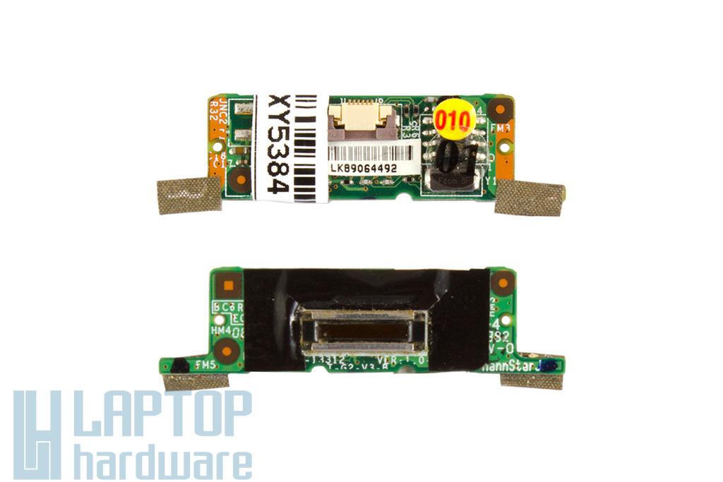 MSI EX623, EX623X laptophoz használt ujjlenyomat olvasó panel (MS-13312)