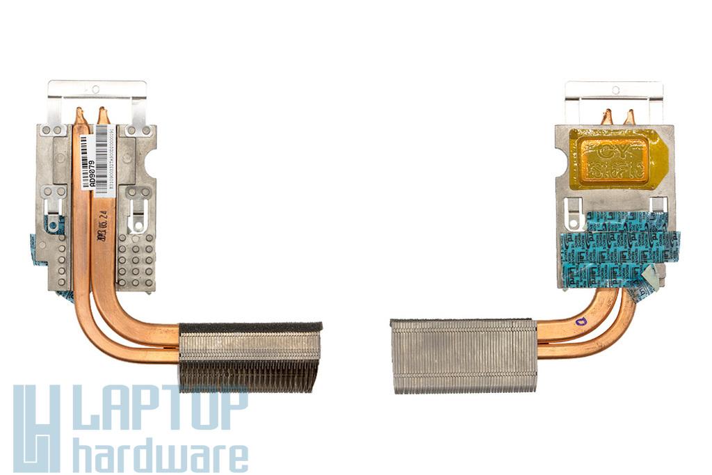 MSI GT60, GT70, GT780 laptophoz gyári új hűtőborda (E31-0900332-TA9)