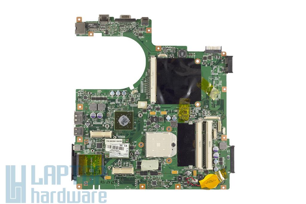 MSI GX633 használt laptop alaplap, MS-16521