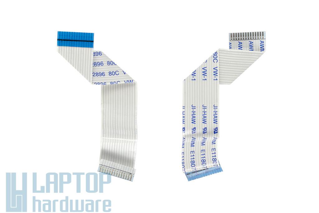 MSI EX700, GX700-MS1719 laptophoz bekapcsoló panel kábel, E118077 2896 JI-HAW AWM, 14 eres