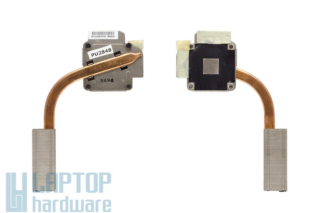 MSI GX720, EX720 laptophoz használt VGA hőelvezető cső (E31-0403610-F05)