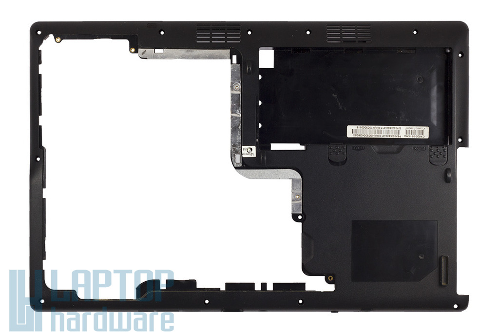 MSI Megabook CX620, CR630 laptophoz használt alsó fedél (681-D237SE-0AB)
