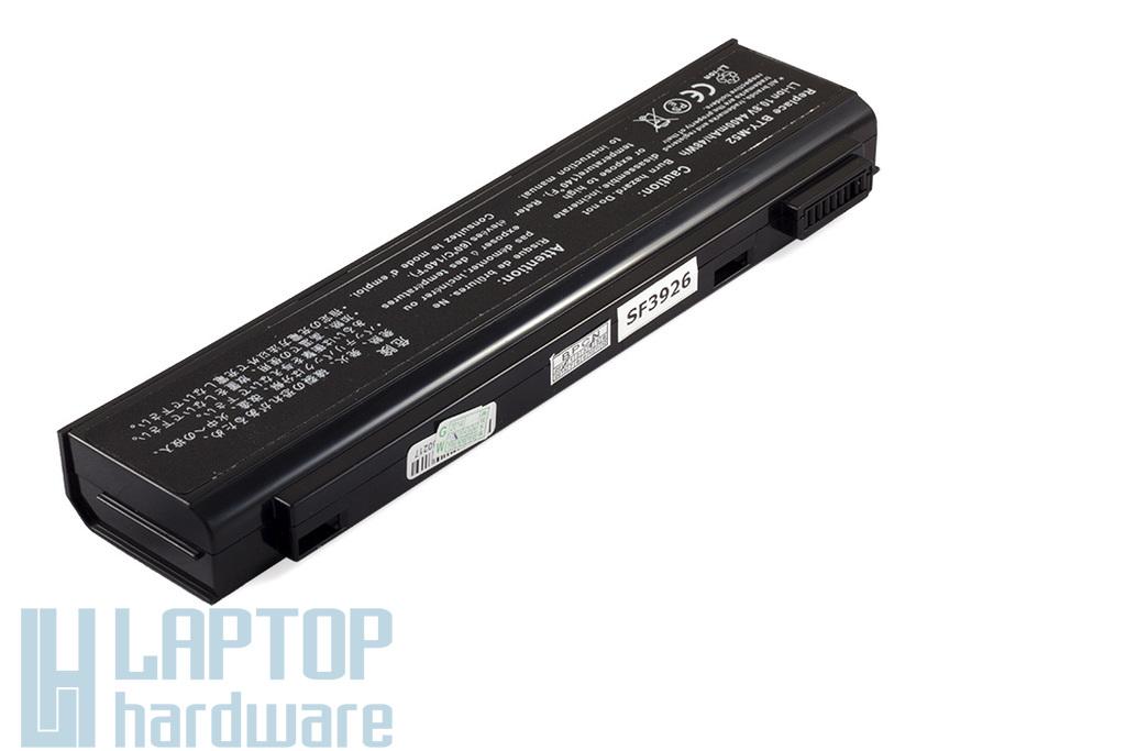 MSI MegaBook EX700, GX700, L745 helyettesítő új laptop akku/akkumulátor (BTY-M52)