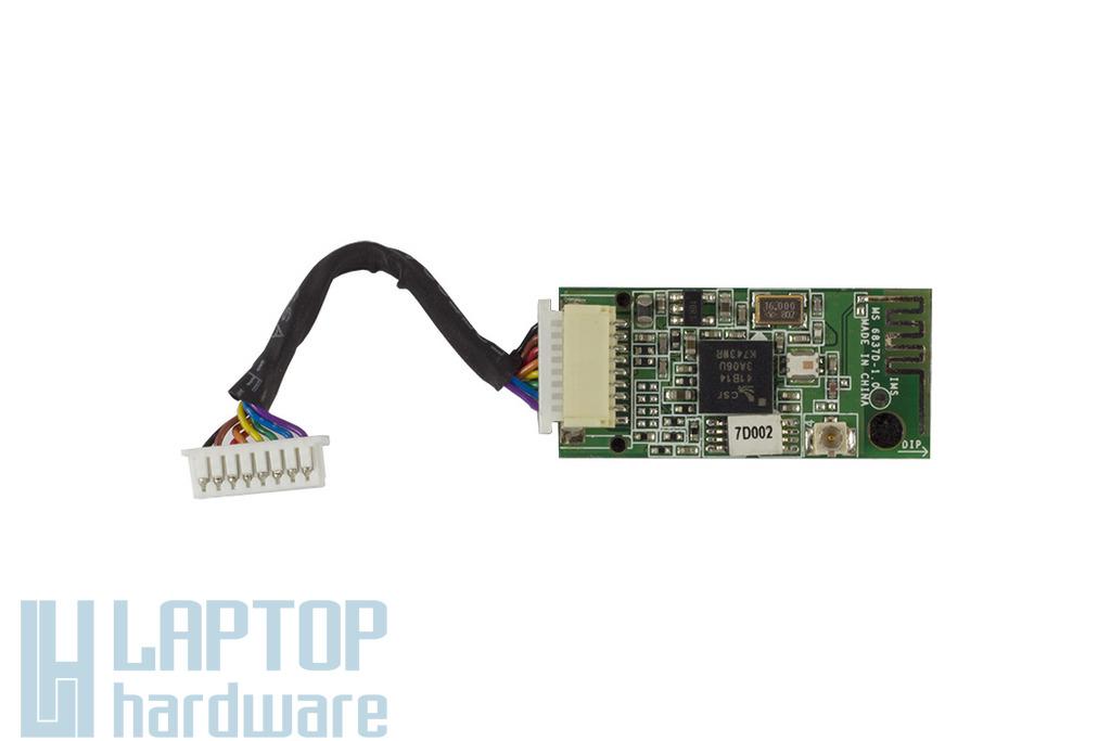 MSI Megabook GX600 laptophoz használt Bluetooth kártya (6837D-070)