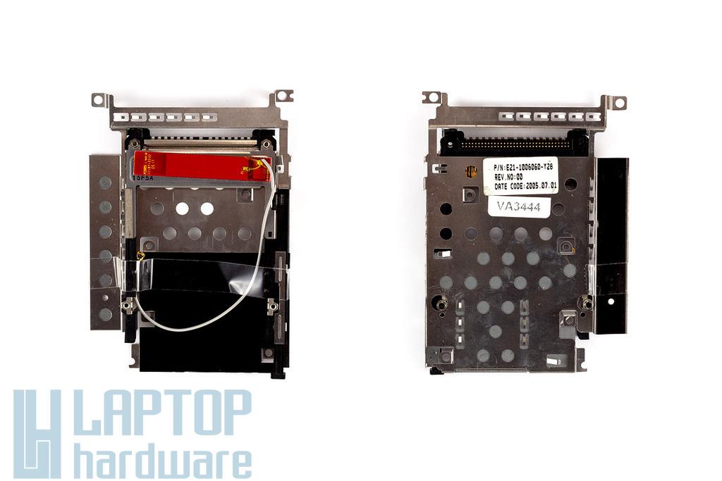 MSI Megabook S250, S270 laptophoz használt PCMCIA foglalat, Bluetooth antennával (E21-1006060-Y28)