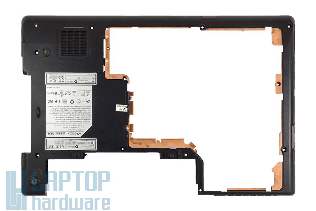 MSI Megabook VR630X laptophoz használt alsó fedél (307-672D212-H76)