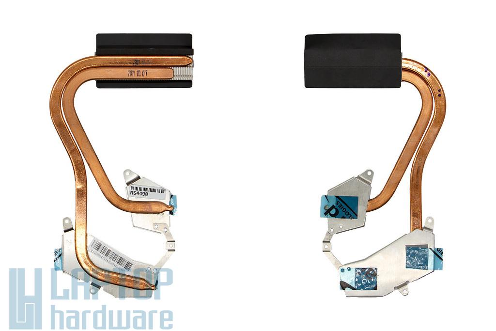 MSI S6000, X300, Medion Akoya MD97930 S5612, LG X11 X110 gyári új laptop hűtőborda (E31-0801471-TA9)